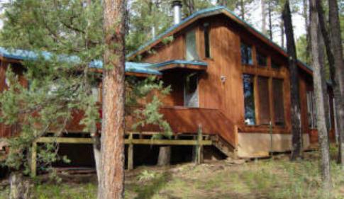 Cabins of ruidoso for Cabin rentals near ski apache